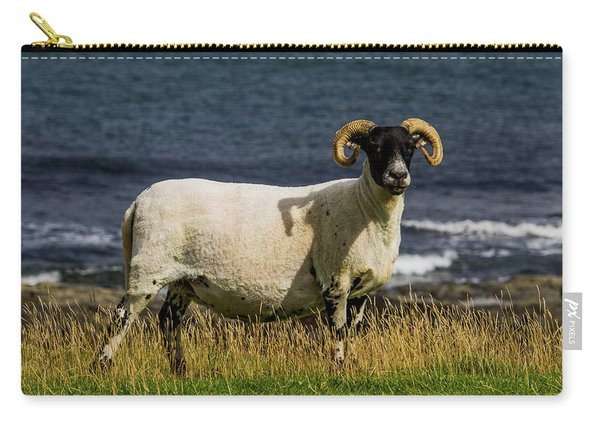 Ram With Attitude Carry-all Pouch