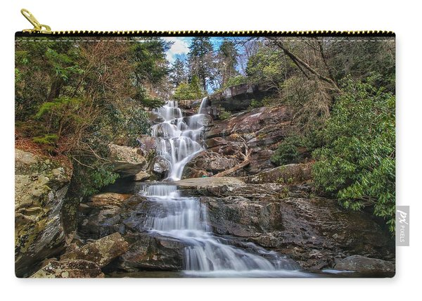 Ramsey Cascades - Tennessee Waterfall Carry-all Pouch