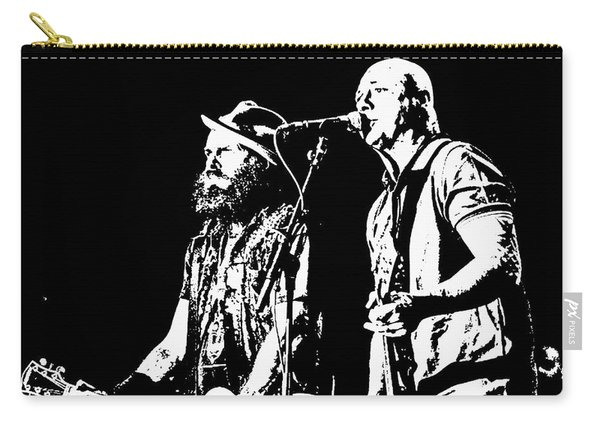 Rancid - Lars And Tim Carry-all Pouch