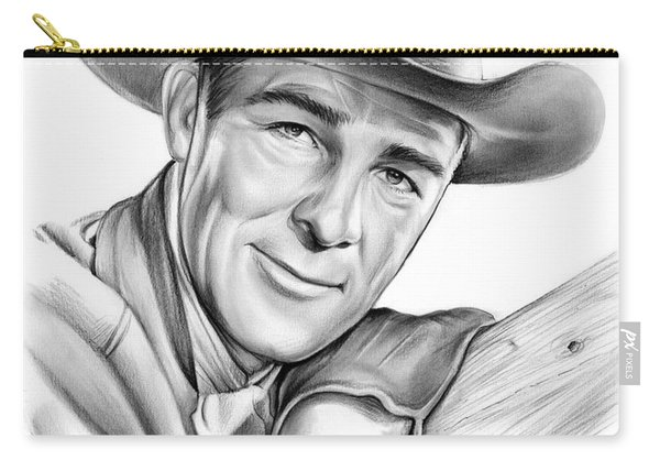 Randolph Scott Carry-all Pouch