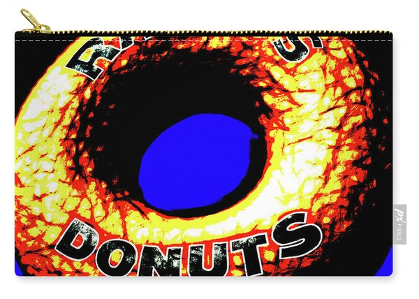 Randy's Donuts - 6 Carry-all Pouch