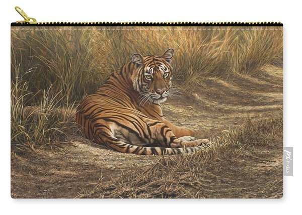 Ranthambore Roadblock Carry-all Pouch