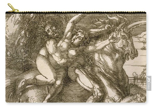 Rape Of Prosperpina Carry-all Pouch