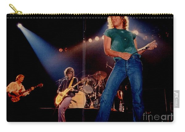 Rare Led Zeppelin Carry-all Pouch
