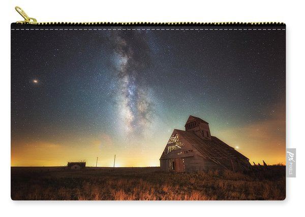 Rattlesnake Silo Barn Carry-all Pouch