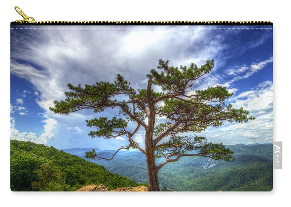 Ravens Roost Tree Carry-all Pouch
