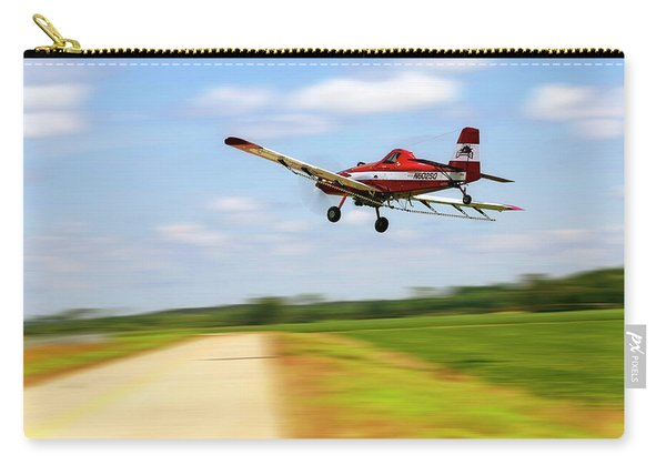 Razorback Flyby - Crop Duster - Ag Pilot Carry-all Pouch