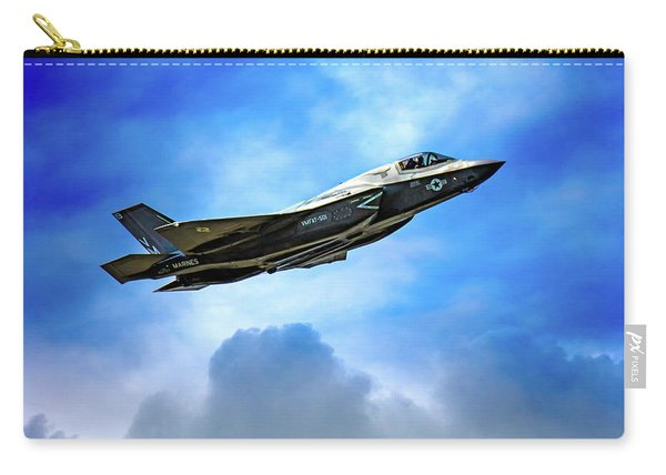 Reach For The Skies Carry-all Pouch