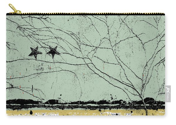 Reaching For Stars Photomontage Carry-all Pouch