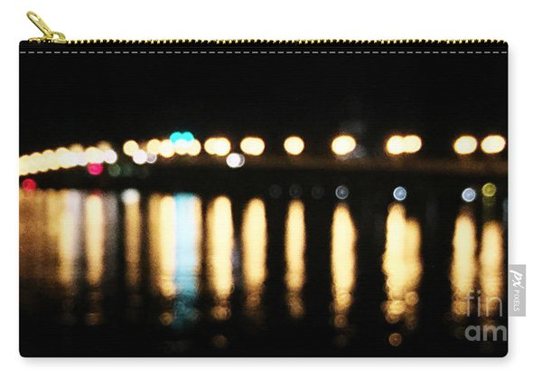 Bridge Of Lions -  Old City Lights Carry-all Pouch