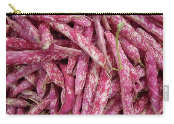 Ready To Shell Beans Carry-all Pouch