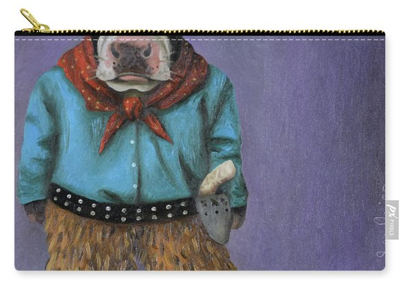 Real Cowboy Carry-all Pouch
