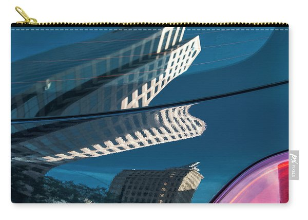Rear Reflections Carry-all Pouch