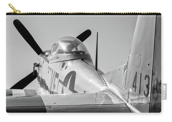 Rebel Steed - 2017 Christopher Buff, Www.aviationbuff.com Carry-all Pouch