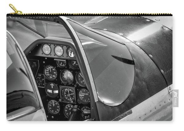 Rebel's Saddle- 2017 Christopher Buff, Www.aviationbuff.com Carry-all Pouch