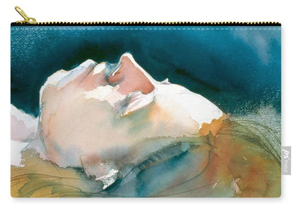Reclining Head Study Carry-all Pouch