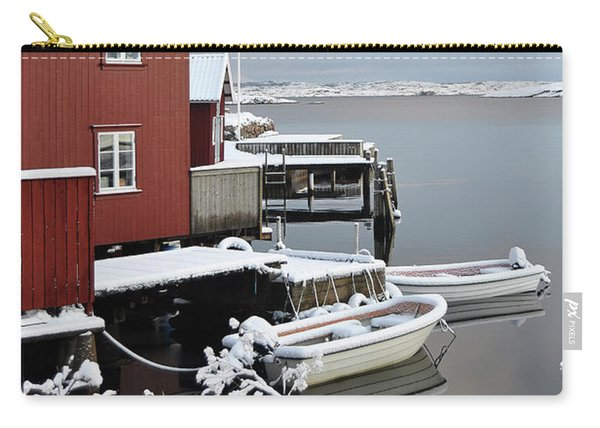 Boathouses Carry-all Pouch