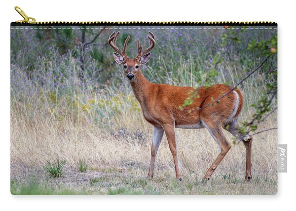 Red Bucks 1 Carry-all Pouch