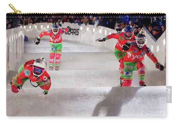 Red Bull Crashed Ice St Paul Carry-all Pouch
