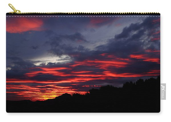 Red Cloud Mountain Carry-all Pouch