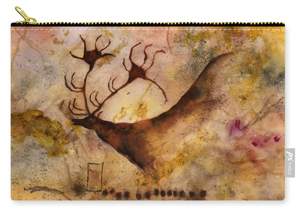 Red Deer Carry-all Pouch