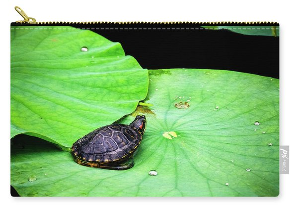 Red-eared Slider Carry-all Pouch