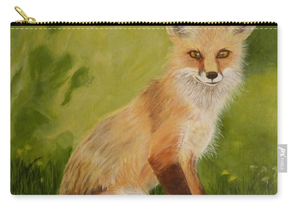 Red Fox 1 Carry-all Pouch