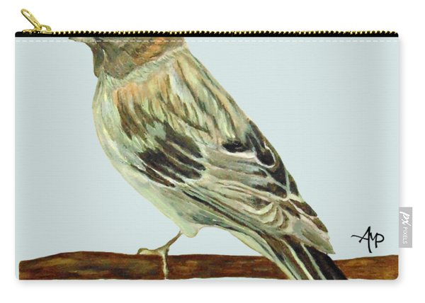 Red-fronted Serin Carry-all Pouch