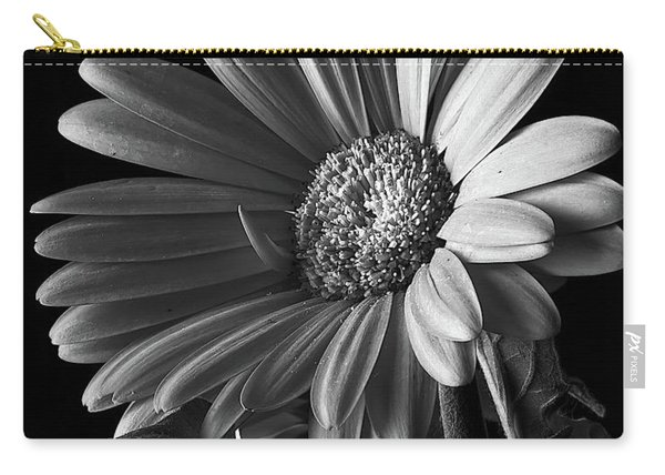 Red Gerbela Daisy 3 Carry-all Pouch