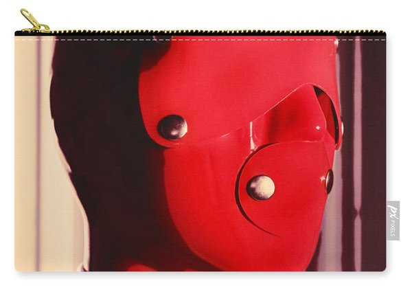 Red Hood Carry-all Pouch