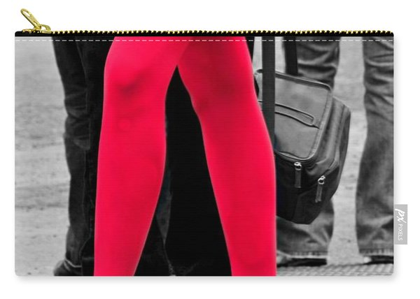 Rocket Red Carry-all Pouch