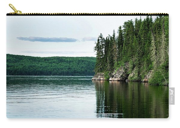 Red Lake Ontario Carry-all Pouch