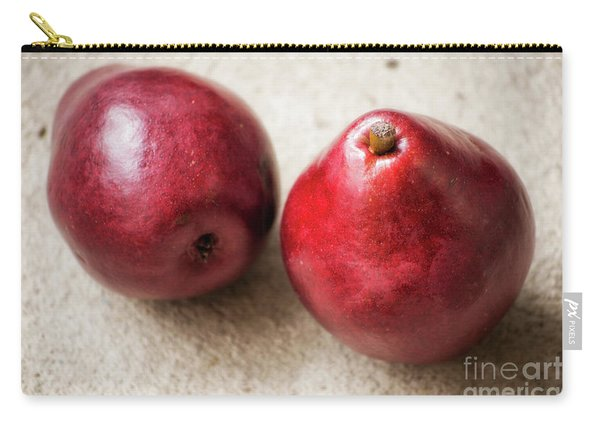 Red Pears Carry-all Pouch