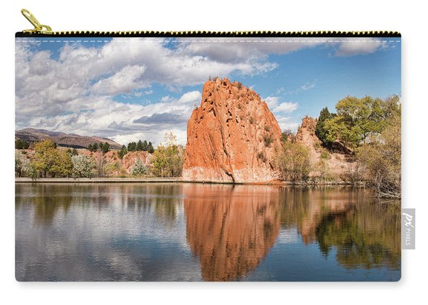 Red Rock Canyon Reservoir Carry-all Pouch
