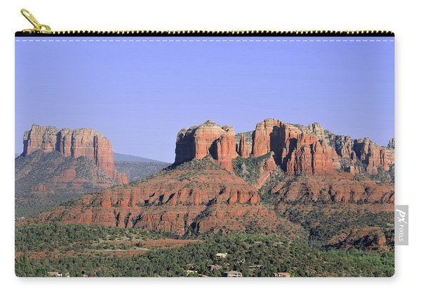 Red Rocks Sedona Carry-all Pouch