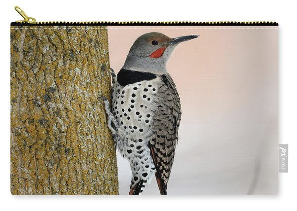 Red Shafted Northern Flicker Carry-all Pouch