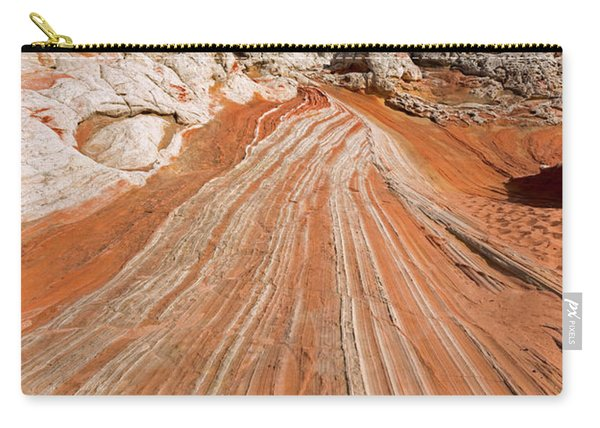 Red Stone Highway Carry-all Pouch