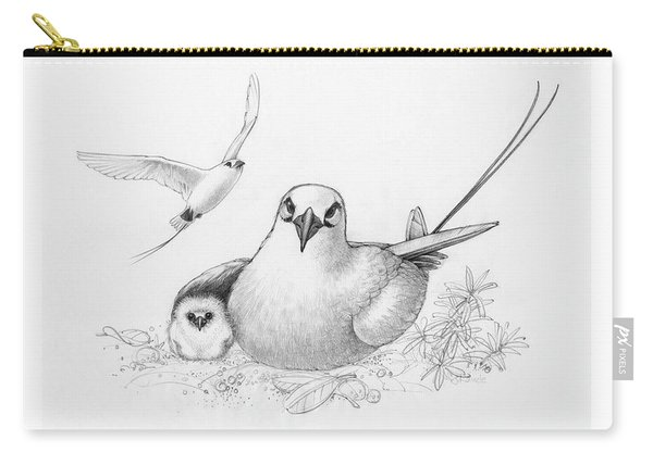 Red-tailed Tropicbirds Carry-all Pouch