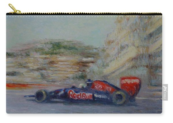 Redbull Racing Car Monaco  Carry-all Pouch