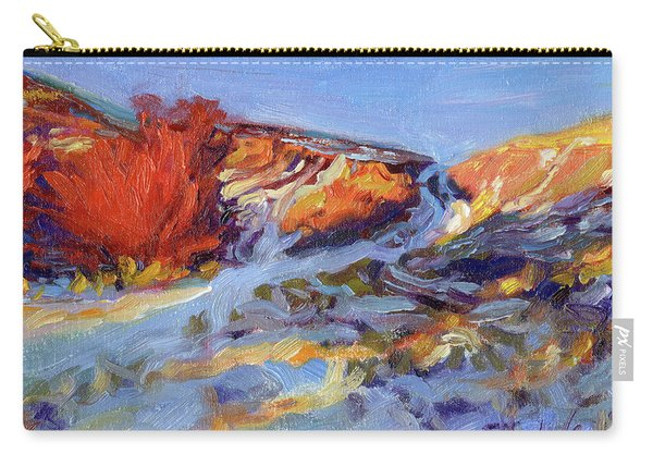 Redbush Carry-all Pouch