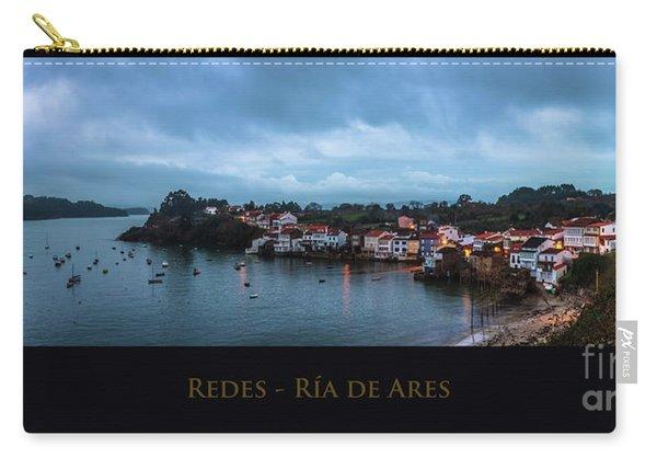 Redes Ria De Ares La Coruna Spain Carry-all Pouch