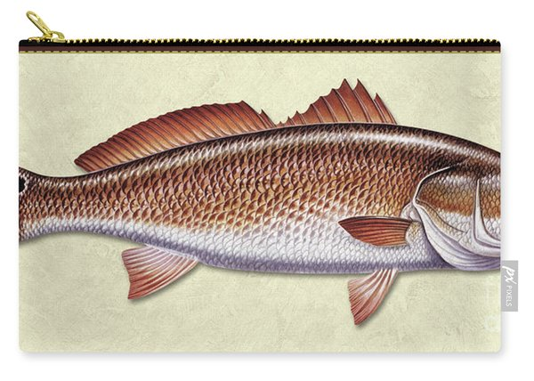 Redfish Id Carry-all Pouch