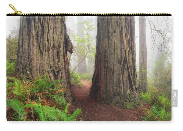 Redwood Trail Carry-all Pouch