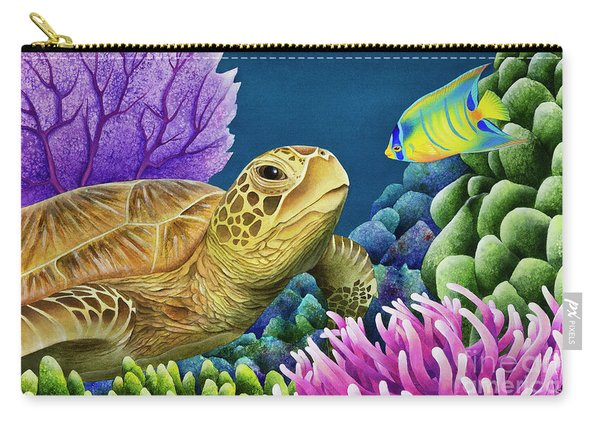 Reef Buddies Carry-all Pouch