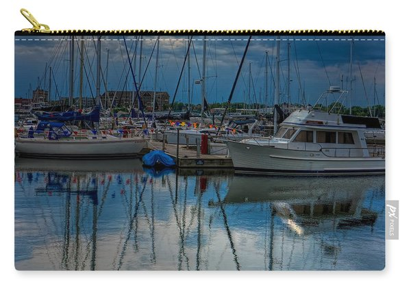 Reefpoint Marina Square Format Carry-all Pouch