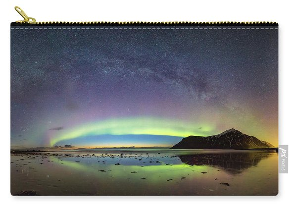 Reflected Lights Carry-all Pouch