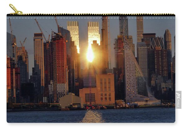 Reflected Sunset Carry-all Pouch