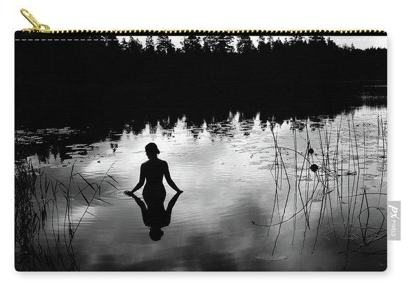 Reflecting Beauty Bow Carry-all Pouch