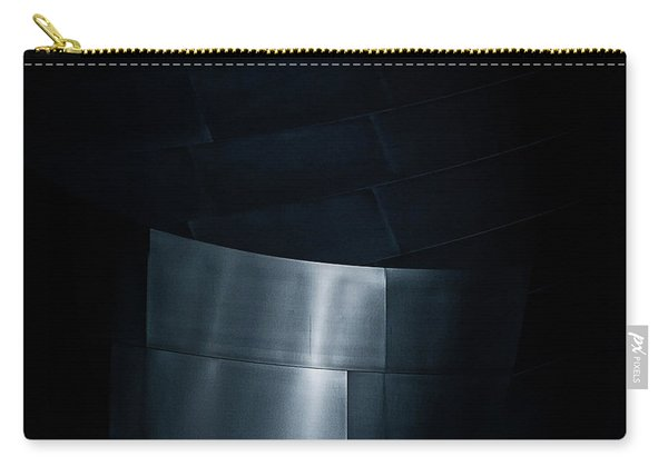 Reflecting On Gehry Carry-all Pouch