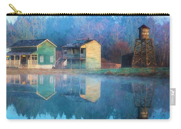 Reflections Of Hope - Hope Valley Art Carry-all Pouch